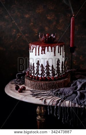 Black Forest Cake, A Special Dessert For Any Celebration