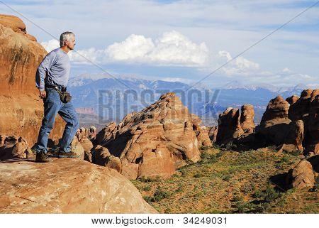 Exploring Arches National Park, Utah, Usa