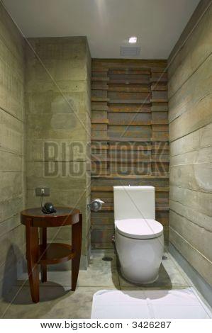 In Toilet