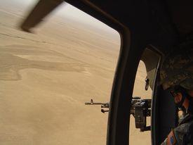 Soldier over Iraq