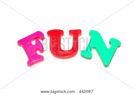 Toy Letters - Fun