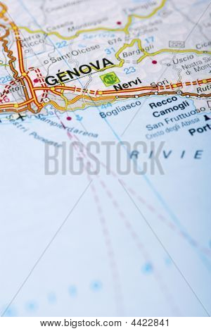 Destination: Genoa