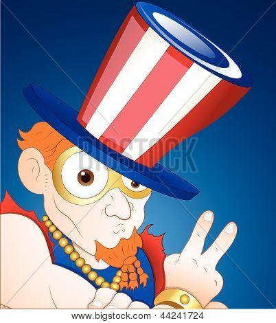 Modern Uncle Sam