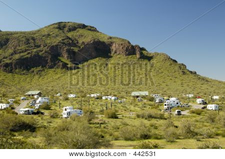 Desert Campground 1