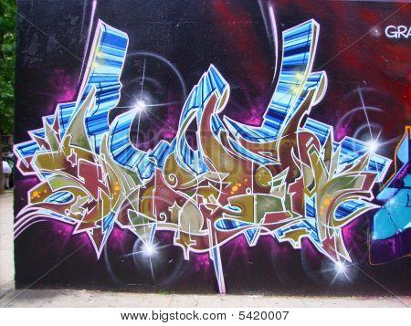 Multi Dementional Graffiti