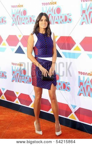 LOS ANGELES - NOV 17: Nikki Reed at the 5th Annual TeenNick HALO Awards at the Hollywood Palladium on November 17, 2013 in Los Angeles, California