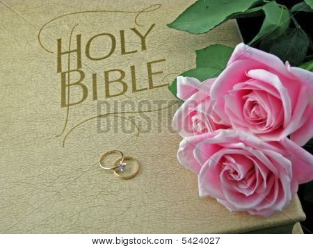 Bible Rose Rings