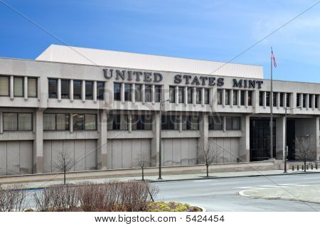 United States Mint Building