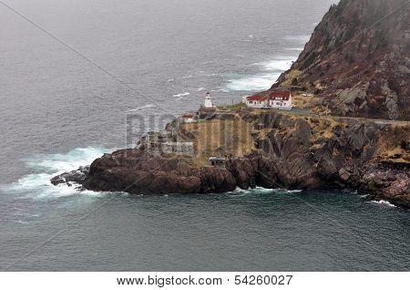 Lighthouse, Saint John's.