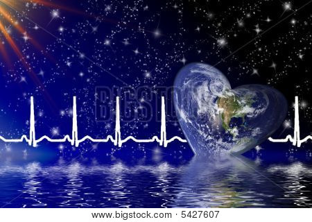 Planets Heartbeat