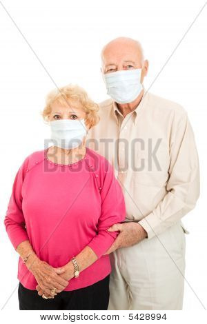 Senior Couple - Flu Protection