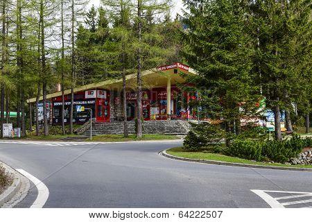 Bar Pod Smrekami, Zakopane