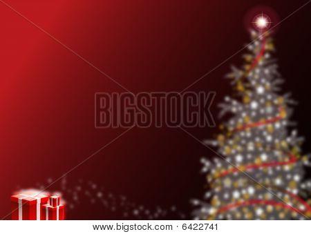 Cadeau Arbre Noel - Christmas Gifts