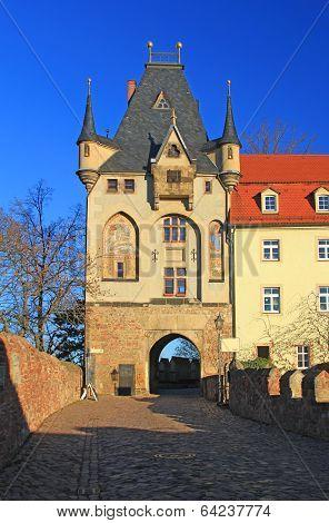 Torhaus Meissen, Saxony, Germany
