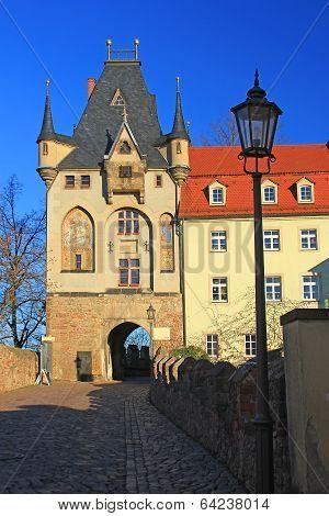 Torhaus Meissen, Germany