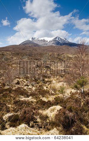 The Munro Of Sgurr Nan Fhir Duibhe