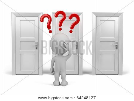 Choosing Doors