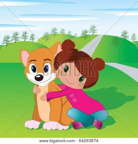 Child & pet