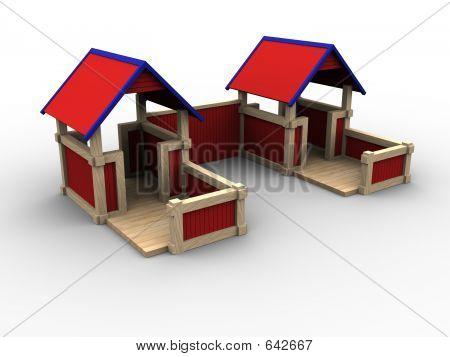 Playhouse Village