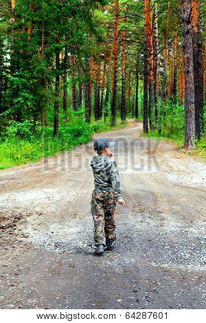 Lost Kid