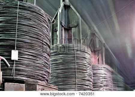 Coil Rod Production