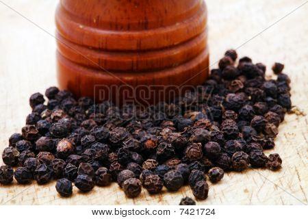 Black Pepper, Cooking Seasoning