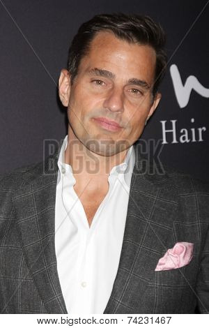 LOS ANGELES - OCT 18:  Bill Rancic at the Pink Party 2014 at Hanger 8 on October 18, 2014 in Santa Monica, CA