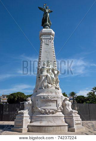 City Of Nice - Monument Du Centenaire