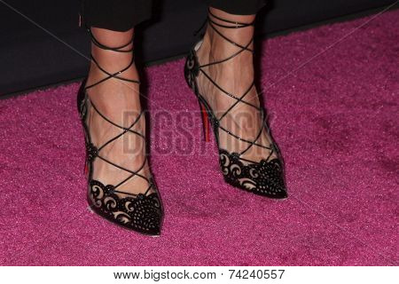 LOS ANGELES - OCT 18:  Giuliana Rancic at the Pink Party 2014 at Hanger 8 on October 18, 2014 in Santa Monica, CA