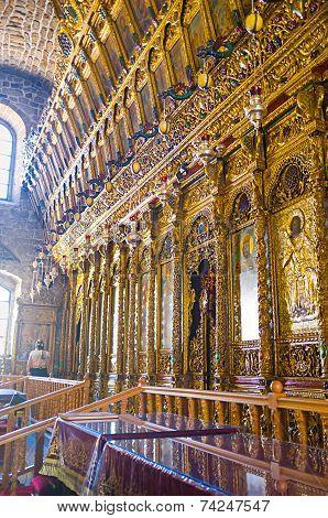 The Church Decoration