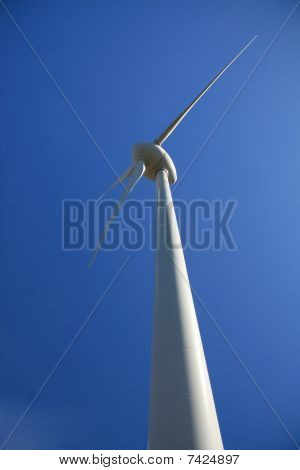 Wind Turbine Vertical