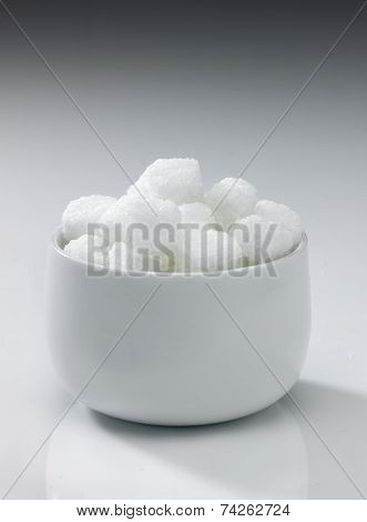 Bowl Of Rock Sugar
