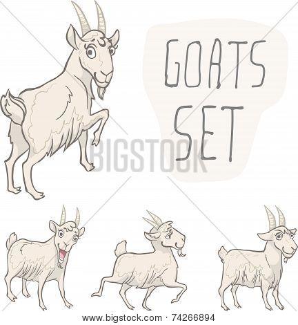 Goat Character Set