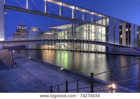 Berlin Government Quarter