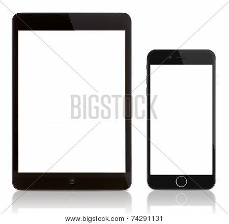 Ipad Mini And Iphone 6 Plus