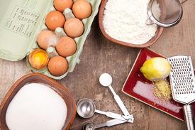 Sponge Ingredients