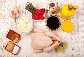 Jerk Chicken Ingredients