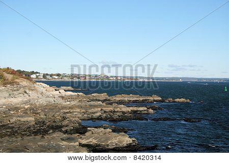 Maine Coast Line
