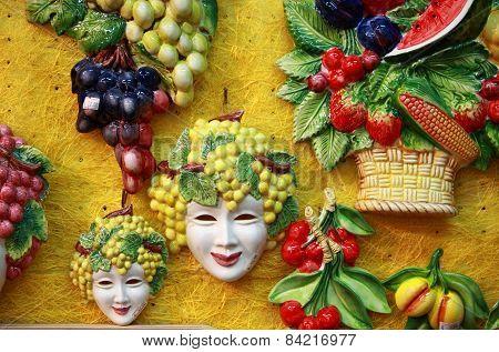 Bacchus Masks