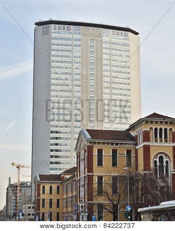 Skyscraper Pirellone