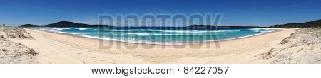 Fingal Bay Beach Near Port Stephens