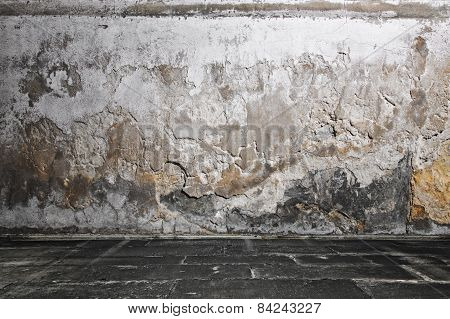 Urban Grunge Stone Old Room