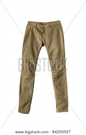 Khaki Pants