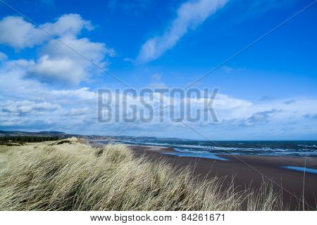 East Coast Scotland, Uk