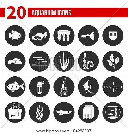 Aquarium Icons