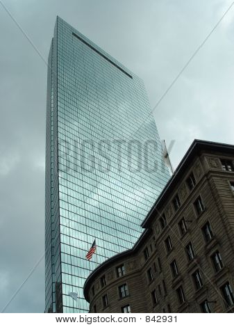 Back Bay'S Hancock Builidng