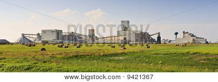 Mine On The Prairies