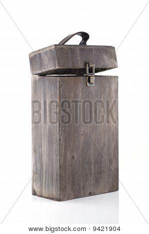 Empty Wine Box