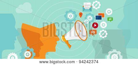public relation buzzer promotion spreading media