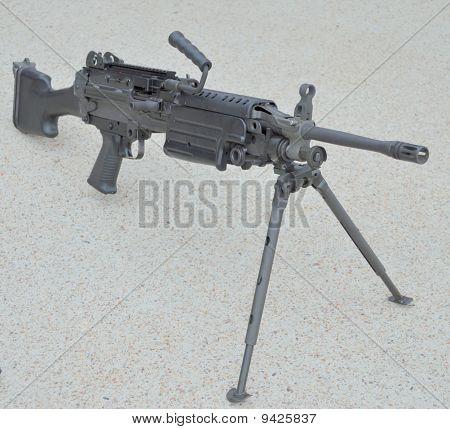 Leichtes Maschinengewehr